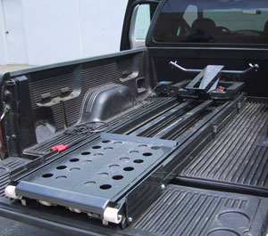 and transport Motorcycles, Rampage Motorcycle Lift for Pickup trucks