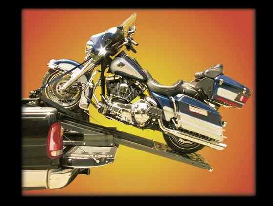 MOTORCYCLELOADER for PICKUP TRUCKS